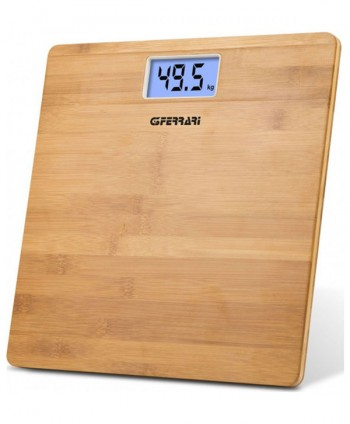 Personal Body Scale Bamboo