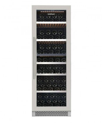 Wine Cellar 166 Bottles Dual Zone G3ferrari